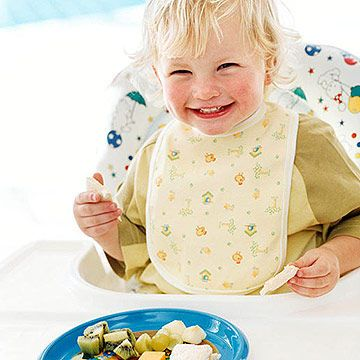 16 month old feeding guide