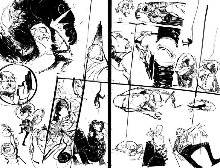 #art #illustration #sketch #comic #how_to_create_a_dynasty_in_5_steps