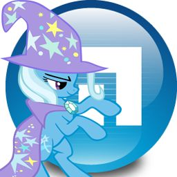 G-A-P Trixie- Maxthon Browser Icon by Shadowhedgiefan91 on DeviantArt