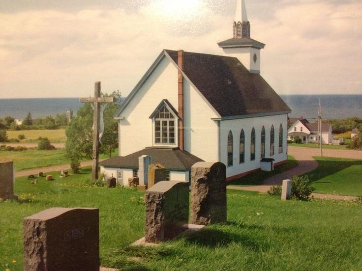 Arisaig Nova Scotia, Church