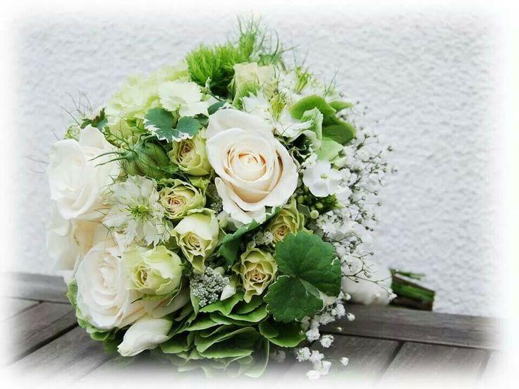86 besten Brautstrau Bilder auf Pinterest  Brautstrue