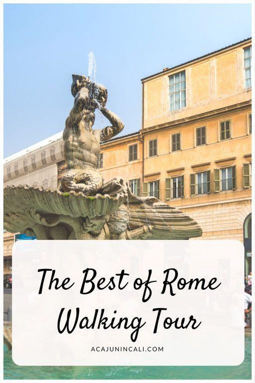 Free Rome walking tour | Rome walking tour | Walking tour Rome | Walking tour of Rome | Rome city tour | Walking tours in Rome | Rome sightseeing | Rome tourist attractions | walking tours of Rome    via @acajunincali