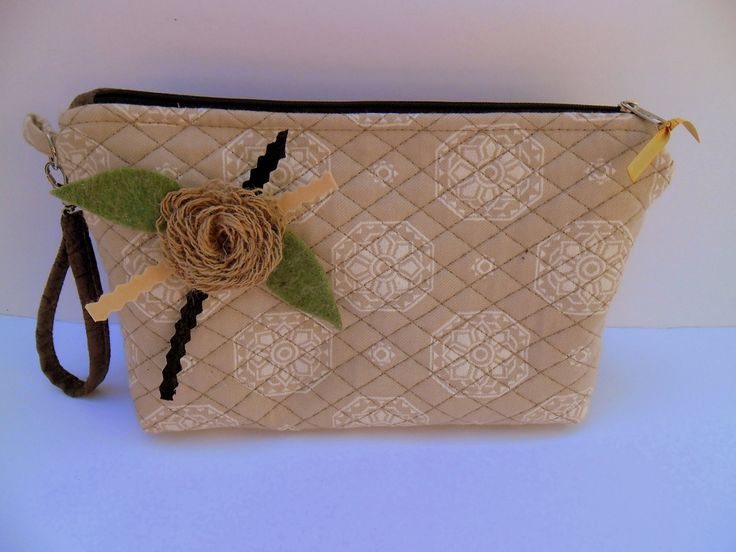 Mathers day gift handbags,clutch, organizer bag presents,or easter gift,beige and brown colors by homeworkart on Etsy