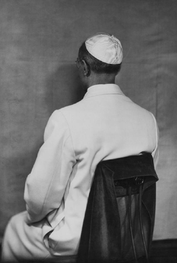 Ghitta Carell, Papa Pacelli Pio XII, anni '40 Copyright Archivio storico Fondazione 3M