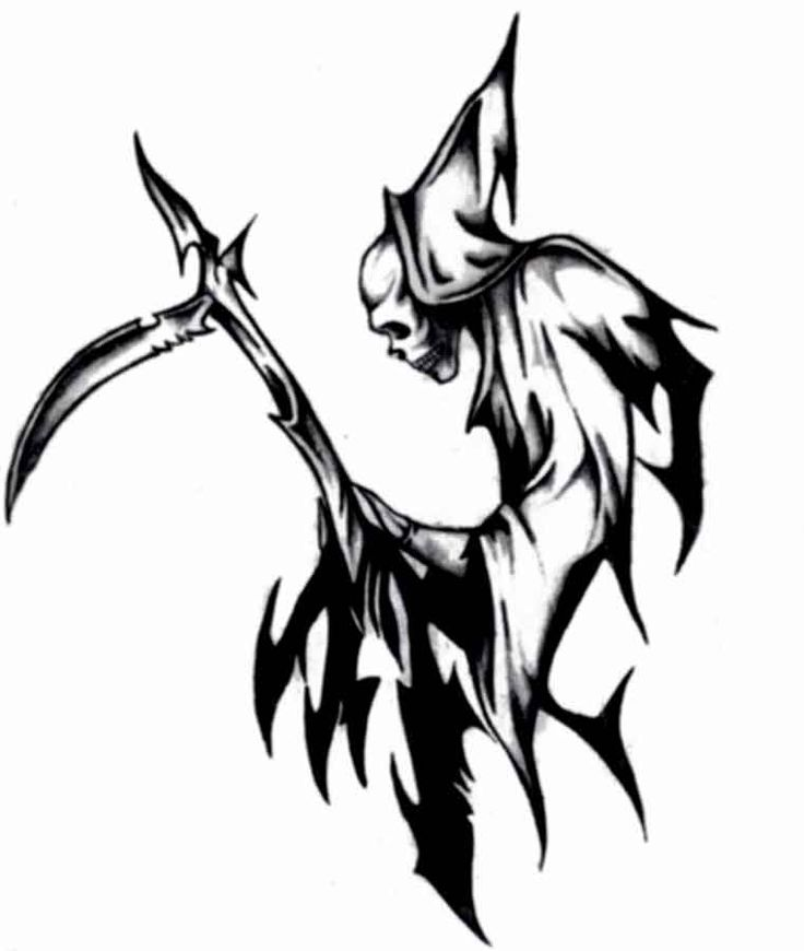 7 best tribal reaper images on pinterest