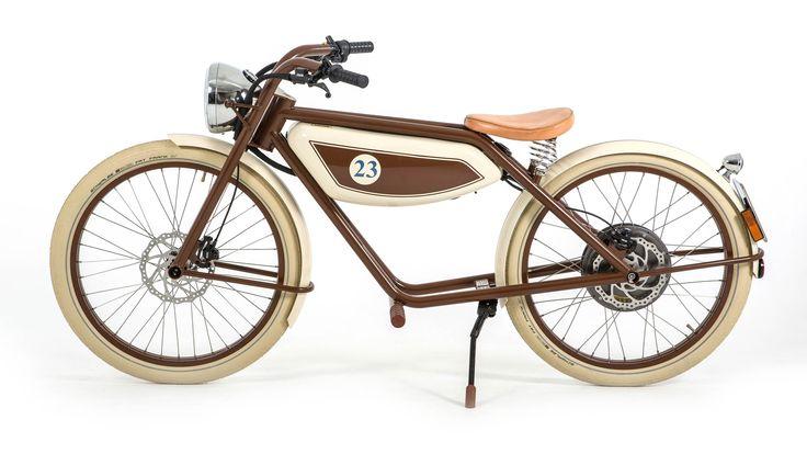 Meijs motorman emoped electric moped moped bicycle