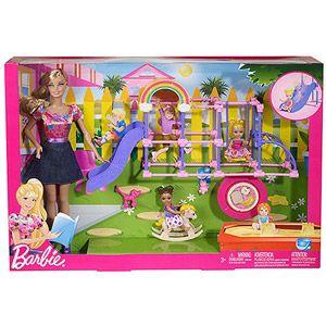 Barbie I Can Be Nursery School Teacher Play Set Dolls In 2018