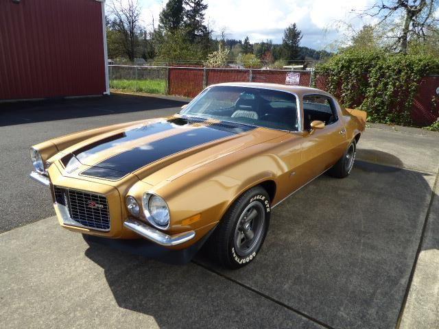 1970 Chevrolet Camaro Rs Z28 Cc 976000 For Sale In Turner