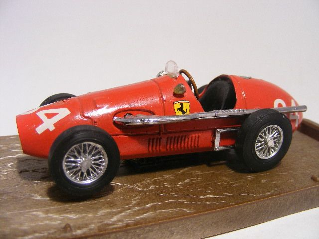 Ferrari 500 F2 180 HP 1953 1:43 Brumm R35