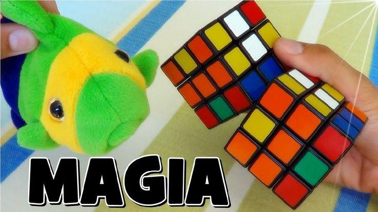 Truco de Magia con el Cubo de Rubik