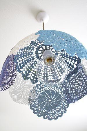 Novos usos para a toalhinha de crochê, dicas de decoração | Vila do Artesão