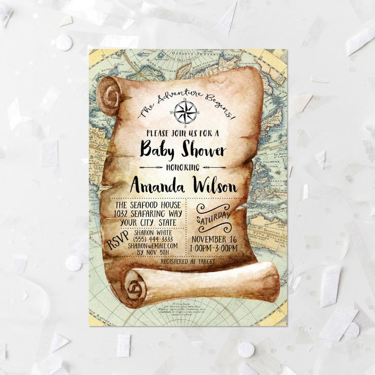 free printable camo baby shower invitations templates%0A The Adventure Begins Baby Shower Invitation Printable Rustic World Map Baby  Shower Invite Travel Shower Invite