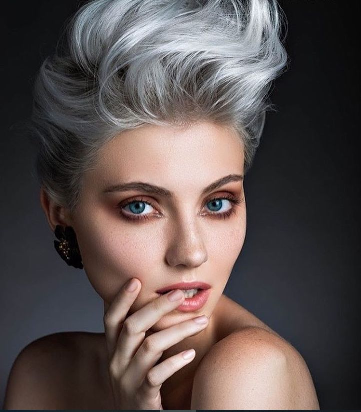 58 Hottest Shaved Side Short Pixie Haircuts Ideas For Woman In 2019 – Page 8 of 58