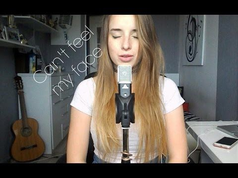 Can't Feel My Face - The Weekend (cover by Sylwia Lipka)