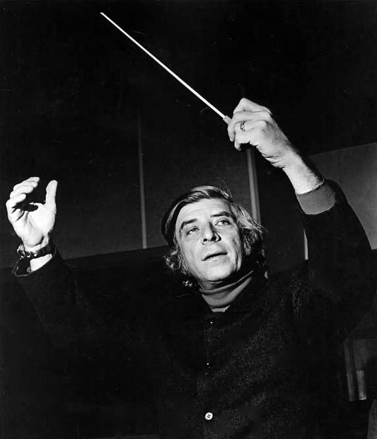 Elmer Bernstein, composer of the music for many of the most memorable Eames films