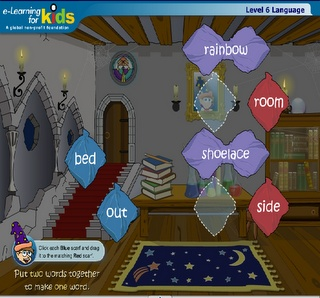 Interactive Education: Compound Words
