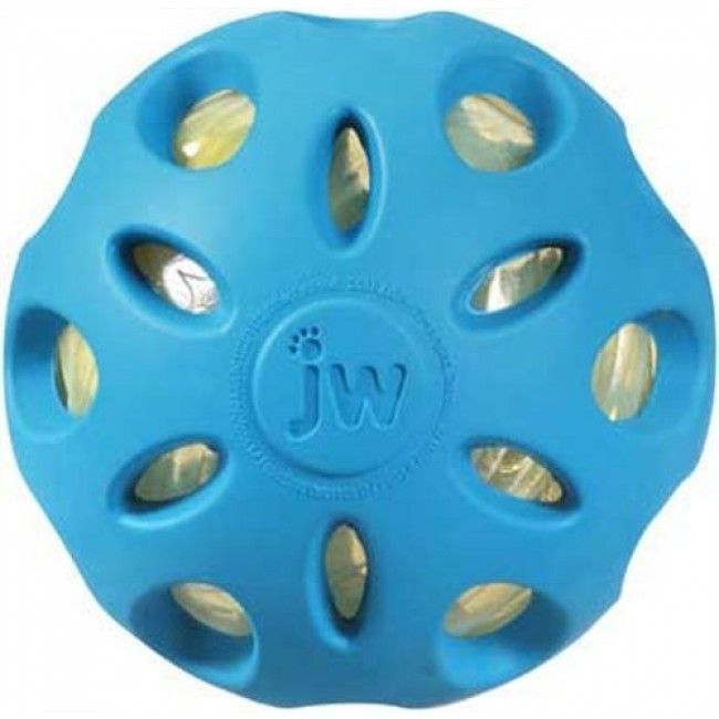 Brinquedo Bola de Borracha Crocante para Cães - JW Pet - Petshop