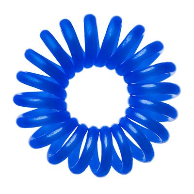 Invisibobble Traceless Hair Ring in Blue #invisibobble #marzipanhair