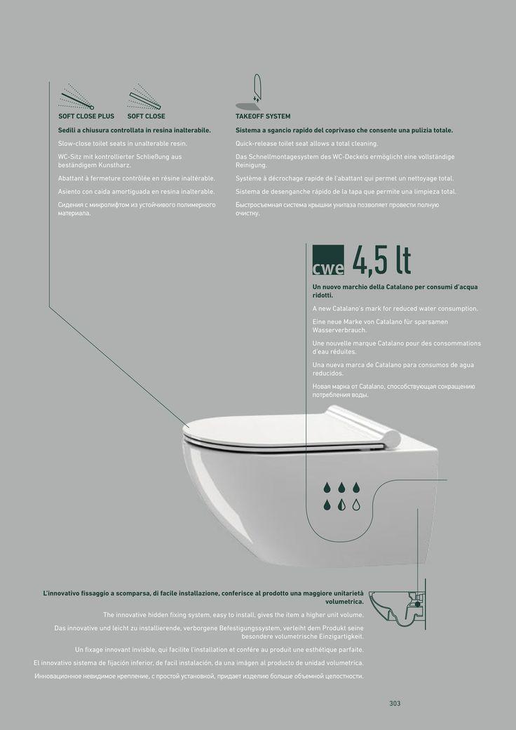 Catalano new flush