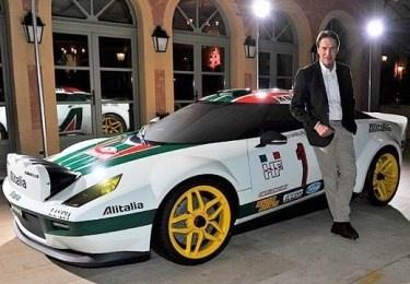 Lancia Stratos HF: colorazione unica per la nuova release di una vettura ancor più unica. http://www.nuvolari.tv/anteprime/new-lancia-stratos-hf