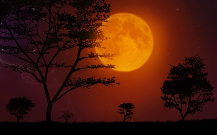 red moon - Google Search