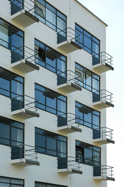 GREAT SET! Bauhaus Dessau Germany