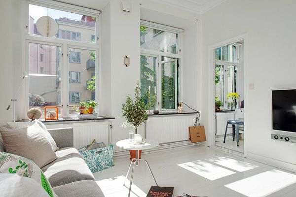254 best Apartment and Small Space Design images on ...