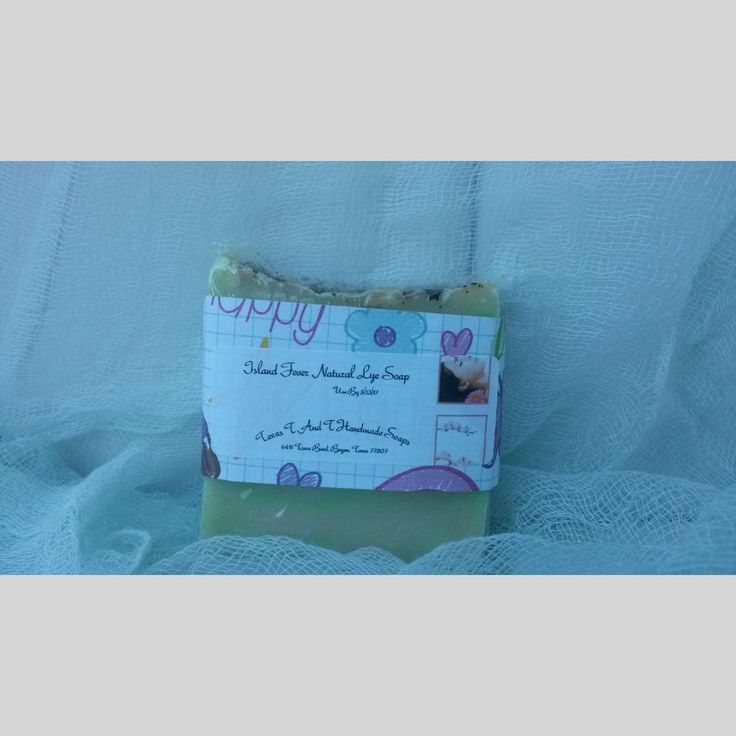 Iceland Fever Natural Homemade Lye Soap 4 oz   – texas t and t handmade soaps shop with me