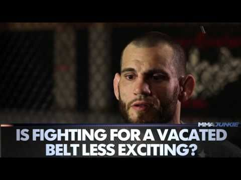 Jon Fitch on what may be his last shot at a major MMA title at WSOF 30