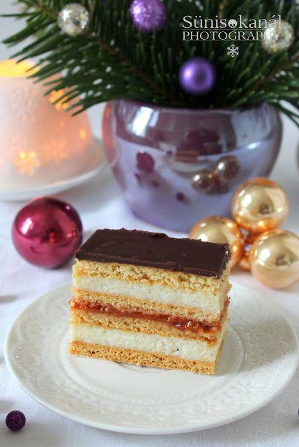 """A Kutyafülnek a """"grízes"""" az egyik kedvenc sütije. A recept az anyukájától való, aki évekkel ezelőtt a Planétás kártyasorozatb..."""