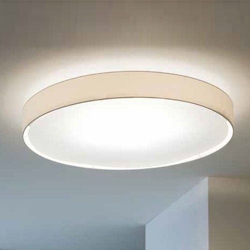 Mirya shade flush mounts provide direct and diffused ambient illumination. http://www.ylighting.com/zaneen-mirya-ceiling-light.html