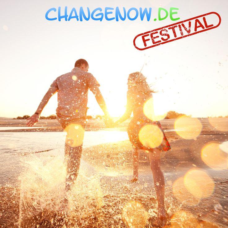 Jetzt Gratis Online Tickets sichern: http://changenow.de/festival 15 Experten verraten Ihre Tricks für einfache Veränderungen