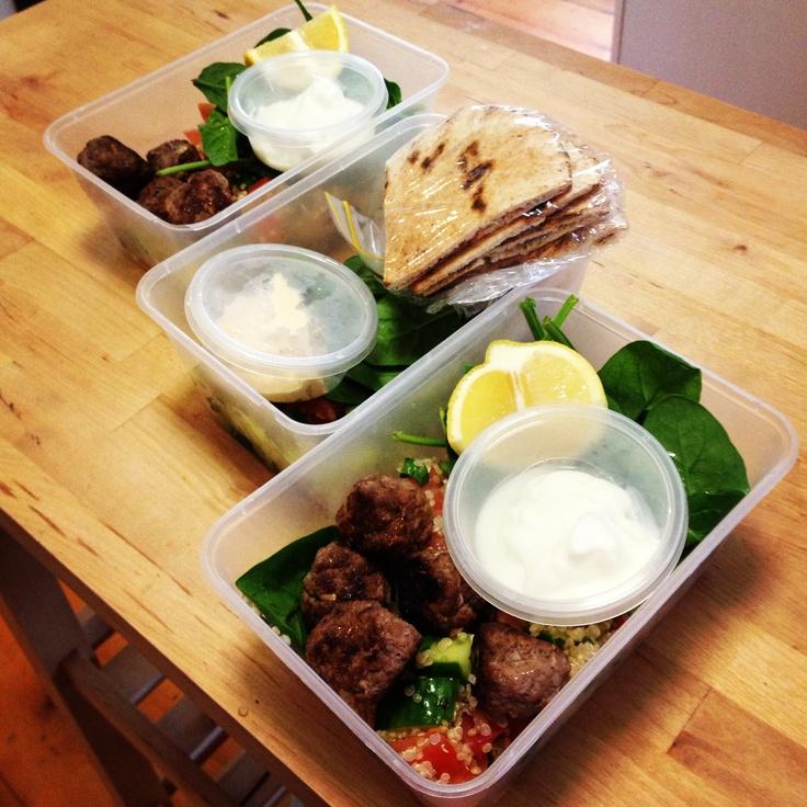 Love weekends! Extra time for food prep for the week ahead - prepared the @Michelle Flynn Bridges way! #12WBT #michellebridges