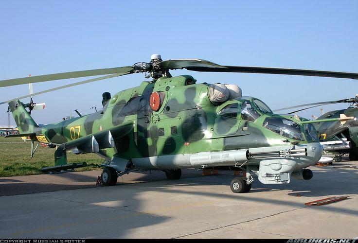 Mil Mi-24P  Russia - Air Force