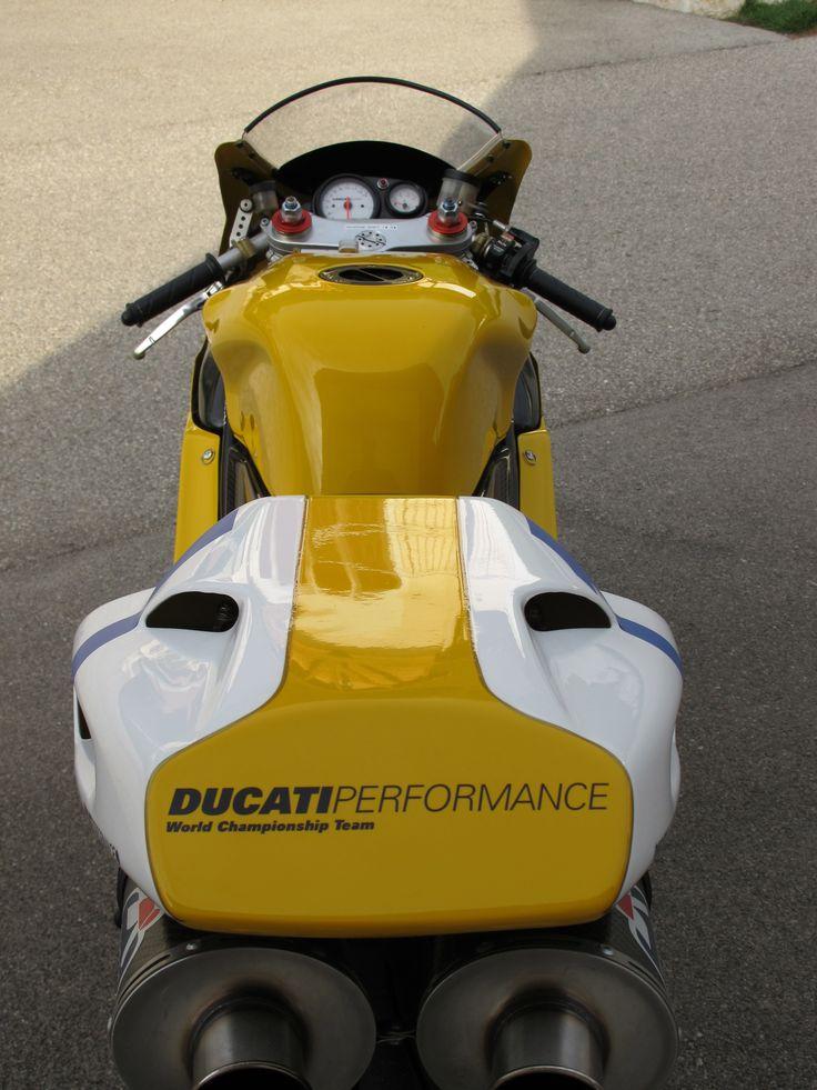 Ducati 748 Racing (1996) - Supersport European Championship