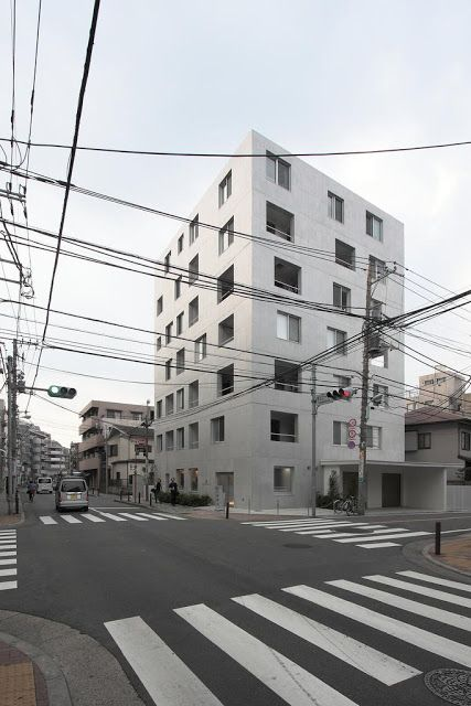Apartment in Nerima | Go Hasegawa