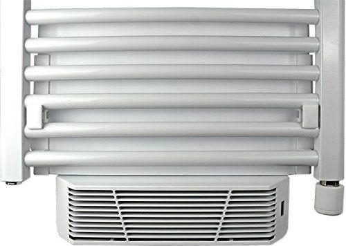 Dio DIO080918 Eole Sèche serviettes fluide 500 W + 1000 W avec soufflerie: Price:199.9VOLTMAN Radiateur Seche-serviettes électrique 500…