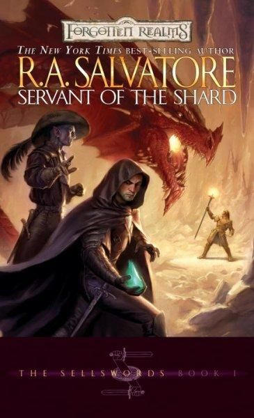 A new series from New York Times bestselling author R.A. Salvatore! This book brings two familiar characters into the limelight for the first time! Jarlaxle, a dark elf assassin, and Artemis Entreri,