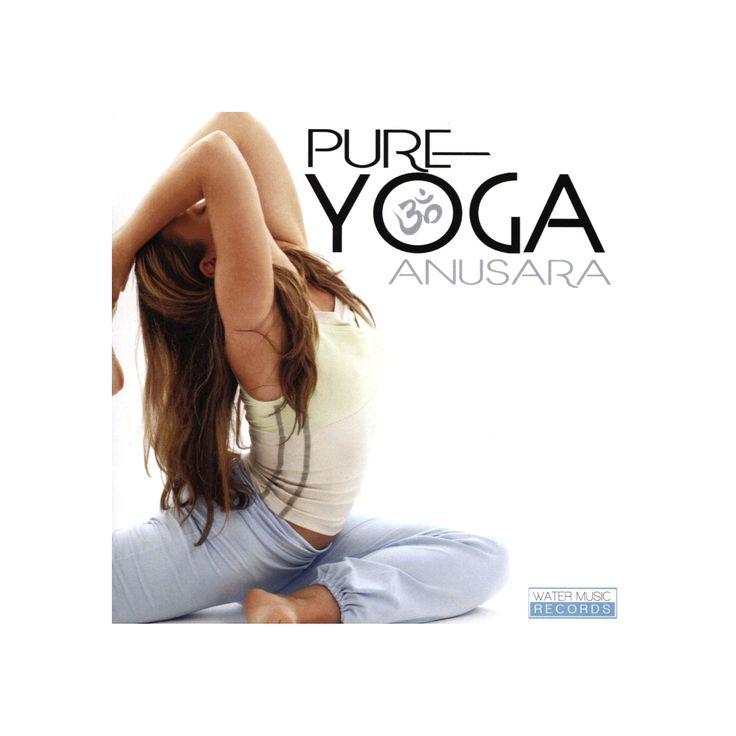 Various - Pure yoga anusara (CD)