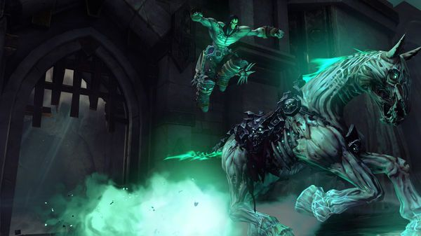 Darksiders 2 Game Screenshot