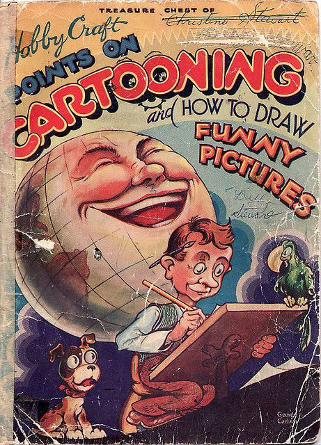 Comic Book Cover Tutorial ~ Best old quot how to draw cartoons books images on