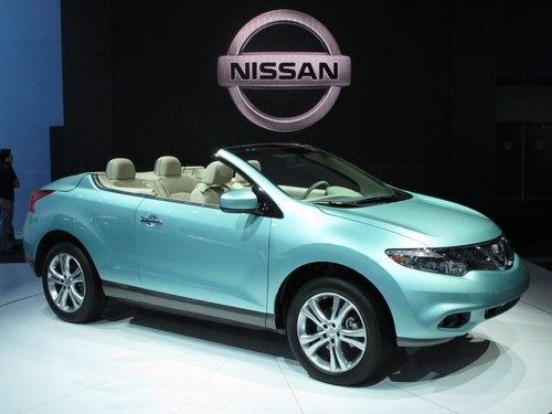 2011 Nissan Murano Convertible - want!!!