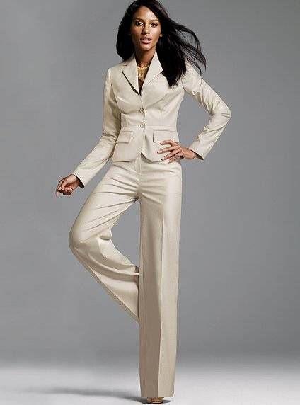 off white dress pants - Pi Pants