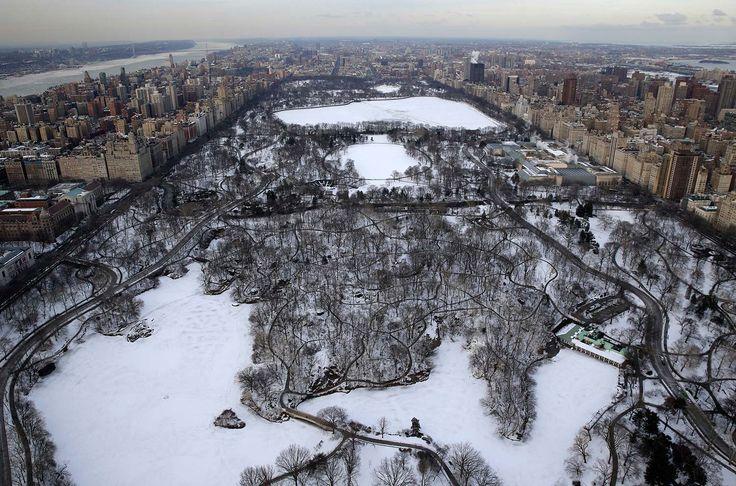 Otra tormenta invernal azotará Estados Unidos