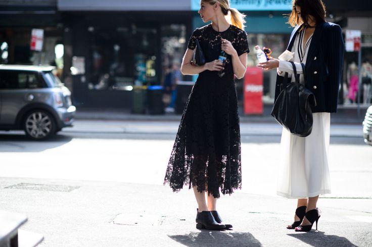 Mercedes-Benz Fashion Week Australia Spring 2015 - Mercedes Benz Fashion Week Australia Street Style Day 4