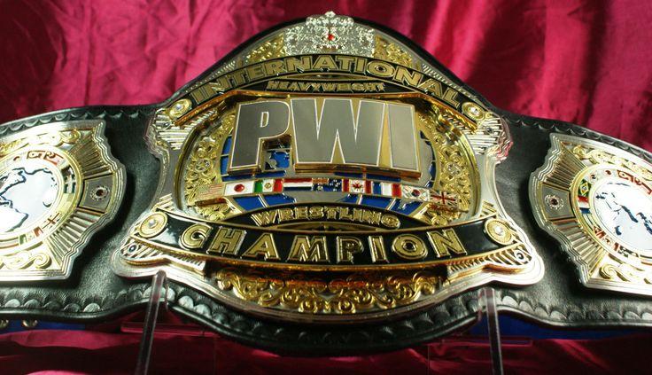 PWI Pro Wrestling International Heavyweight Title Pro