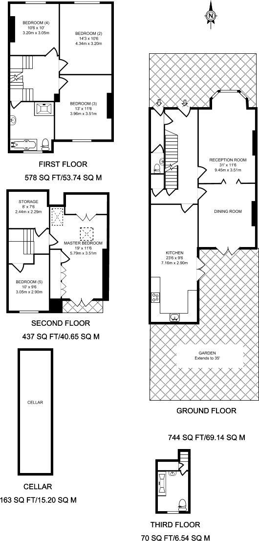 Floorplan Property For SaleEstate AgentsFloor