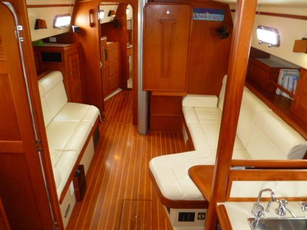 190 Best Sailboat Interiors Images On Pinterest