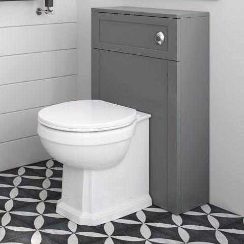 Melbourne Earl Grey Unit & Victoria Toilet