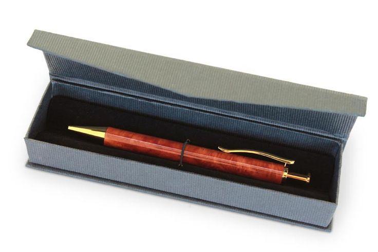 Handmade Executive Click-Top Ballpoint Pen Online   Australian Woodwork